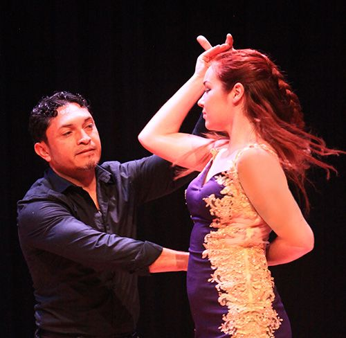 Salsa Dance Performances for Hire