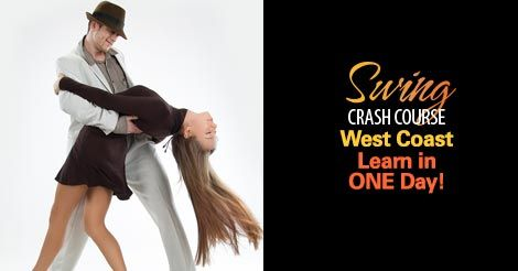 West Coast Swing Crash Course