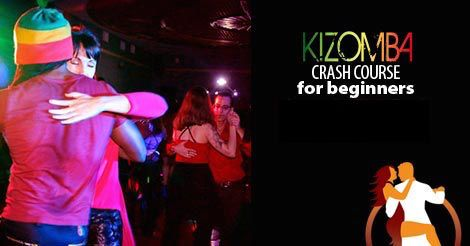 Kizomba Dance Lessons Crash Course