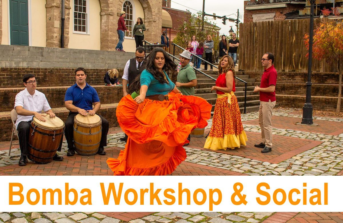 Bomba Workshop with Semilla Cultural