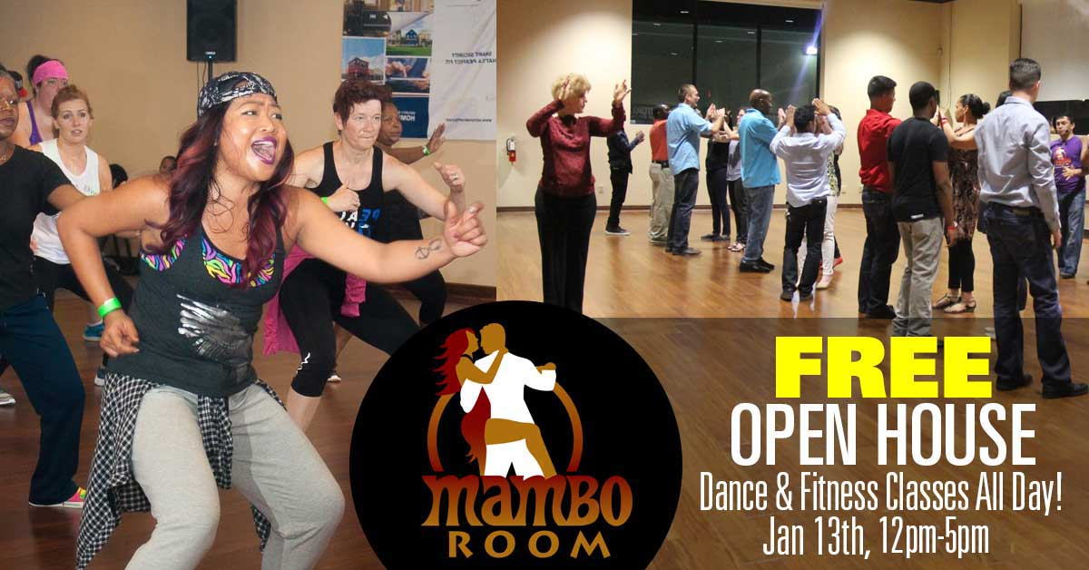 Mambo Room Open House