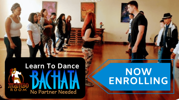 Now Enrolling Bachata Progressive Series
