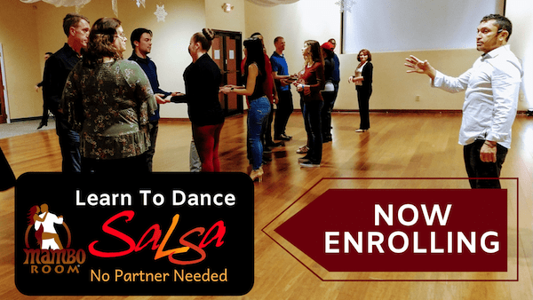 Now Enrolling Salsa Dance Lessons